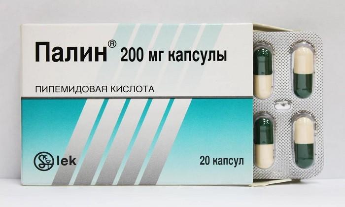 Палин (таблетки) при цистите - инструкция по применению, отзывы, аналоги, форма выпуска, побочные действия, противопоказания