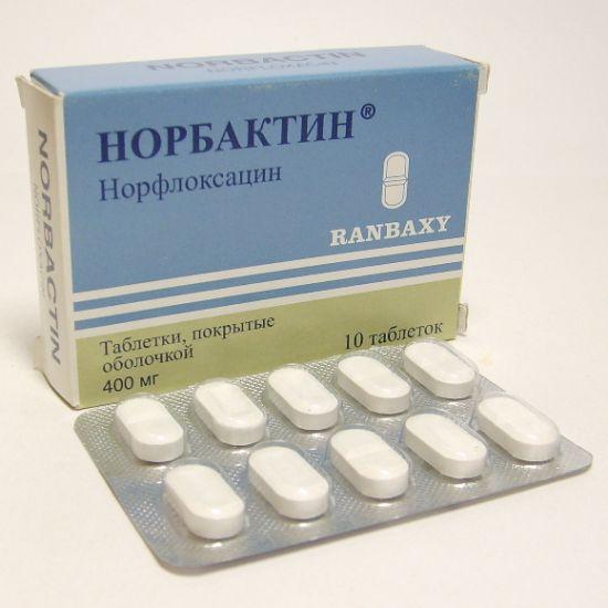 Норбактин (таблетки) при цистите - инструкция по применению, отзывы, аналоги, форма выпуска, побочные действия, противопоказания, цена