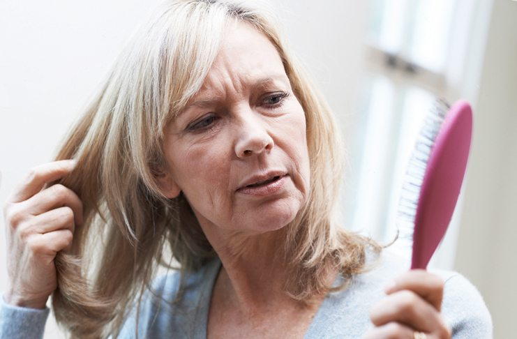 Предклимаксное состояние женщины: симптомы и лечение