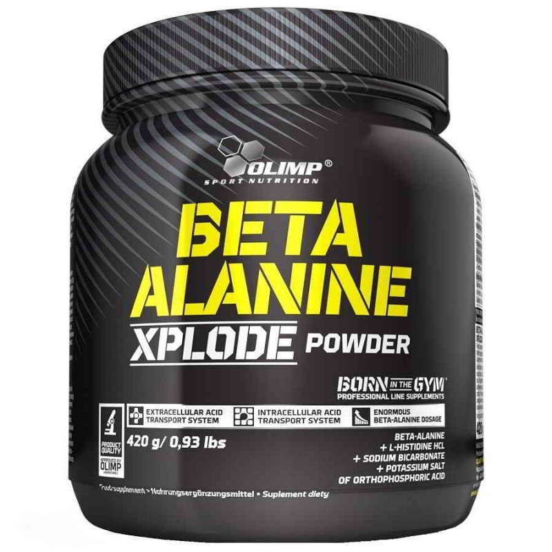 Бета-аланин при климаксе: как принимать аминокислоту