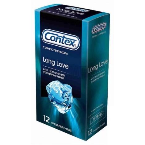Презервативы Contex Long Love с анестетиком: особенности, отзывы