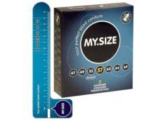 Таблица размеров презервативов: как определить свой